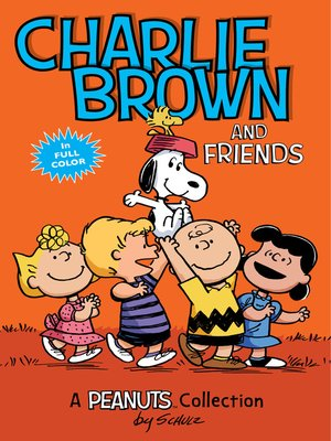 cover image of Charlie Brown and Friends