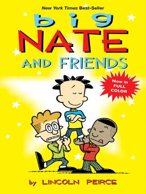 cover image of Big Nate and Friends