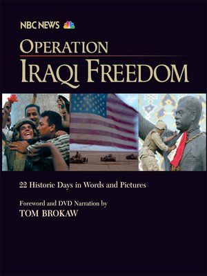 cover image of Operation Iraqi Freedom