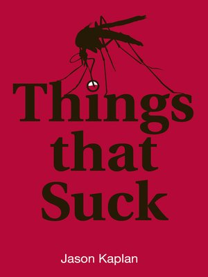 cover image of Things that Suck