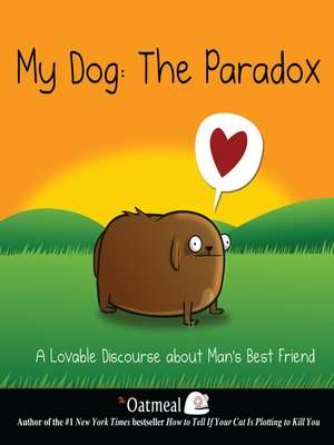 cover image of My Dog: The Paradox