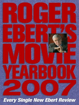cover image of Roger Ebert's Movie Yearbook 2007