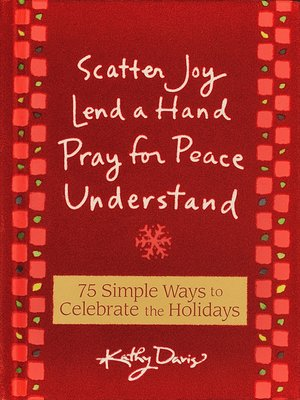 cover image of 75 Simple Ways to Celebrate the Holidays