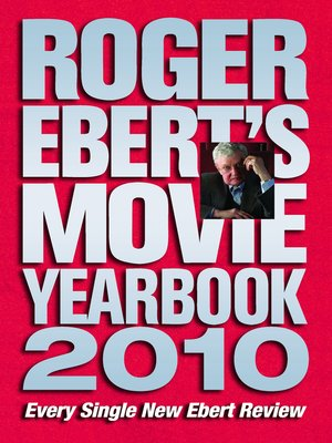 cover image of Roger Ebert's Movie Yearbook 2010