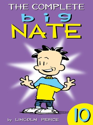 cover image of The Complete Big Nate, Volume 10