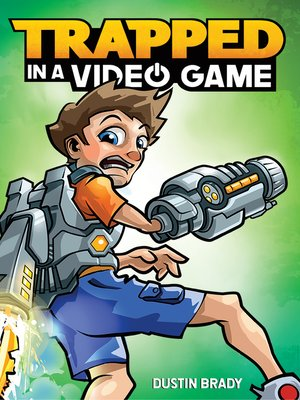 cover image of Trapped in a Video Game