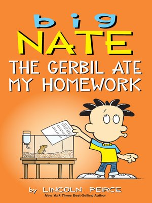 cover image of The Gerbil Ate My Homework