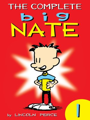cover image of The Complete Big Nate, Volume 1