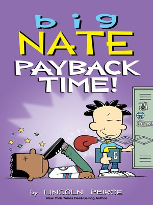 cover image of Big Nate: Payback Time!