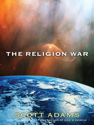 cover image of The Religion War