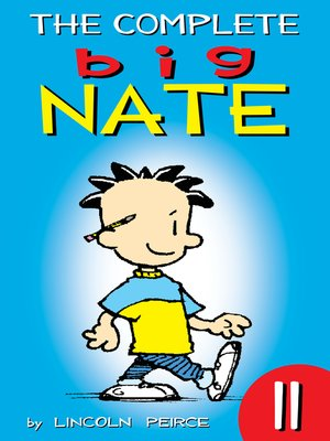 cover image of The Complete Big Nate, Volume 11