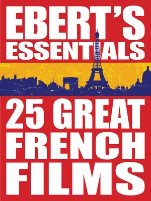 cover image of 25 Great French Films