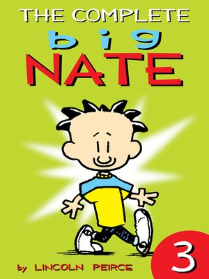 cover image of The Complete Big Nate, Volume 3