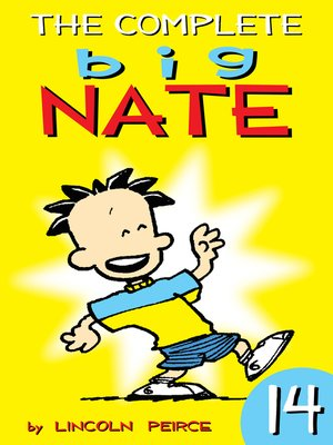 cover image of The Complete Big Nate, Volume 14
