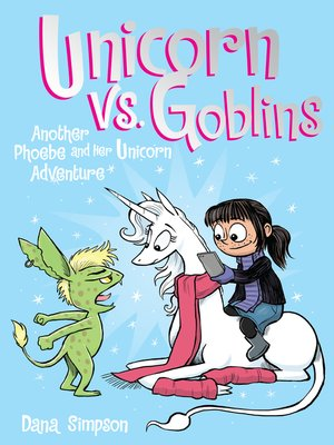 cover image of Unicorn vs. Goblins