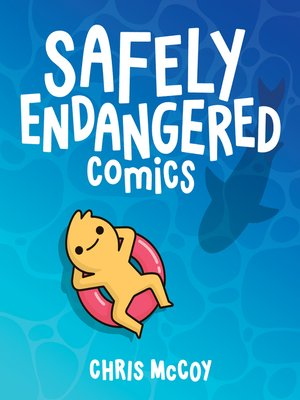 cover image of Safely Endangered Comics