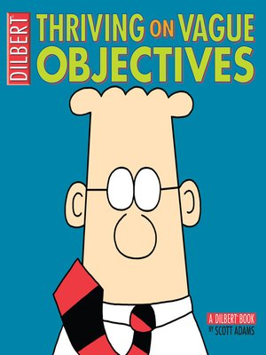cover image of Thriving on Vague Objectives
