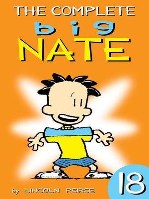 cover image of The Complete Big Nate, Volume 18