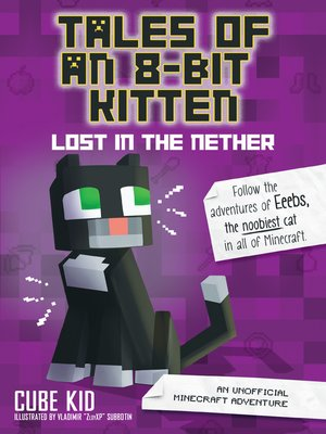 cover image of Lost in the Nether