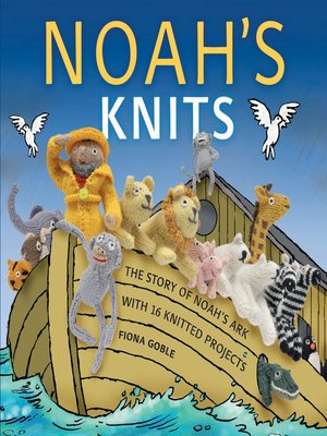 cover image of Noah's Knits