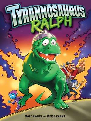cover image of Tyrannosaurus Ralph