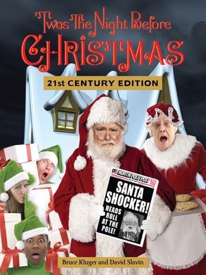 cover image of 'Twas the Night Before Christmas 21st Century Edition