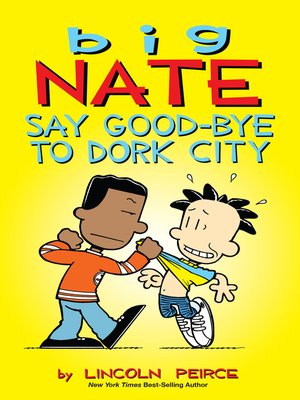 cover image of Say Good-Bye to Dork City