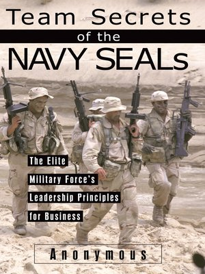 cover image of Team Secrets of the Navy SEALs