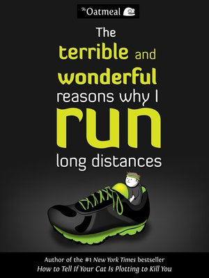 cover image of The Terrible and Wonderful Reasons Why I Run Long Distances
