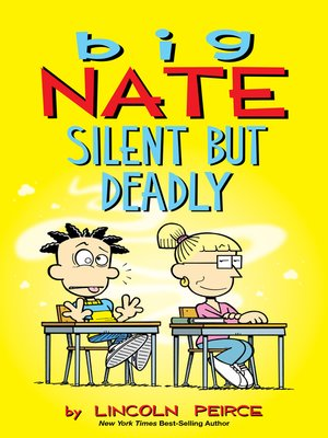 cover image of Big Nate: Silent But Deadly