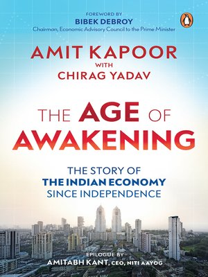 cover image of The Age of Awakening