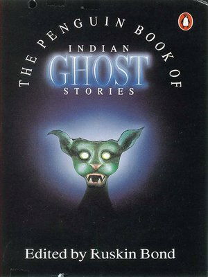 cover image of THE PENGUIN BOOK OF INDIAN GHOST STORIES