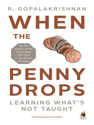 cover image of When the Penny Drops