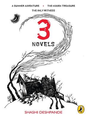 cover image of 3 Novels