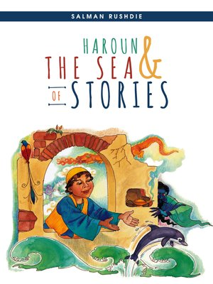 cover image of From Haroun and the Sea of Stories