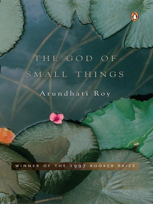 cover image of The God of Small Things