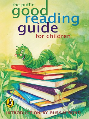 cover image of Puffin good reading guide for children