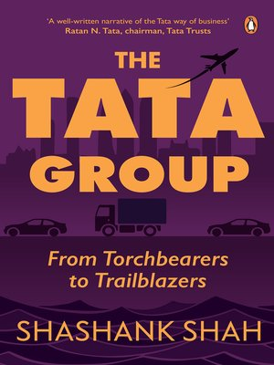 cover image of The Tata Group