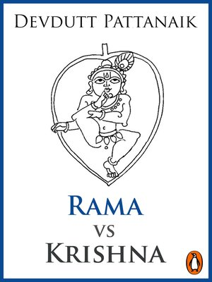 cover image of Rama vs Krishna