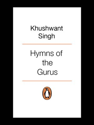 cover image of Hymns of the Gurus