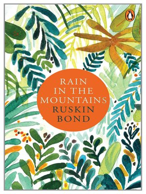 cover image of Rain in the Mountains
