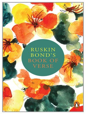 cover image of Ruskin Bond's Book of Verse