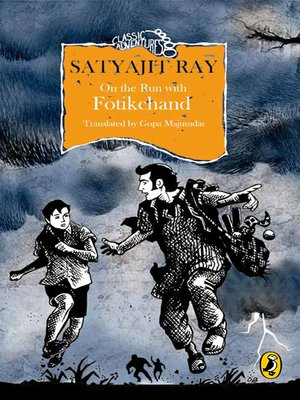 cover image of ON THE RUN WITH FOTIKCHAND