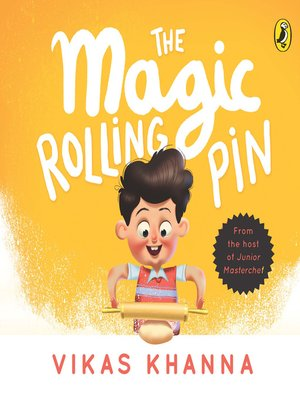 cover image of The Magic Rolling Pin