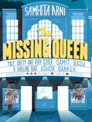 cover image of The Missing Queen