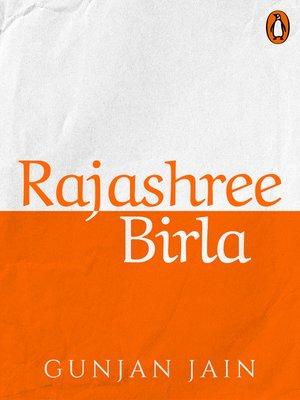 cover image of Rajashree Birla