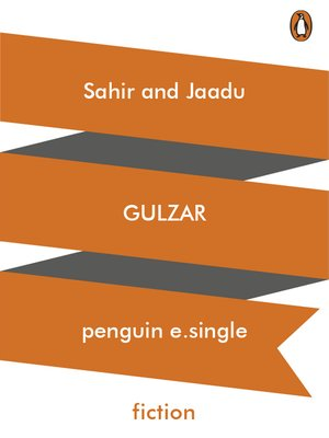 cover image of Sahir and Jaadu