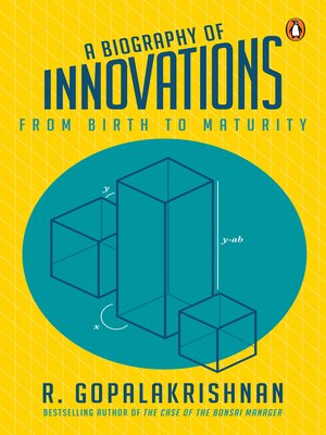 cover image of A Biography of Innovations