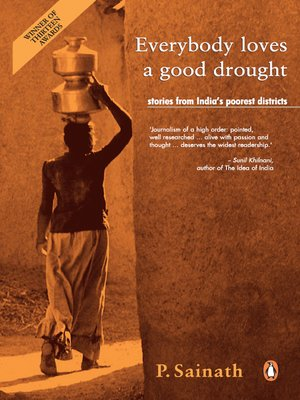 cover image of Everybody loves a good drought