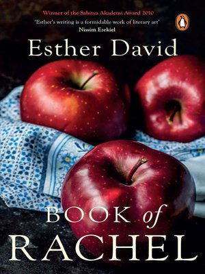 cover image of Book of Rachel
